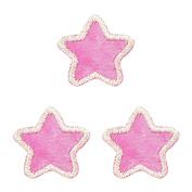Minoda Hiragana star Pink (3 pieces set) AM0188