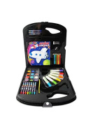 SKOODLE Kids Drawing Art Set With Book 39pcs-Space
