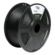 WYZworks PLA 1.75mm [ TRANSLUCENT BLACK ] Premium Thermoplastic Polylactic Acid 3D Printer Filament - Dimensional Accuracy +/- 0.05mm 1kg / 2.2lb + [ Multiple Colour Options Available ]