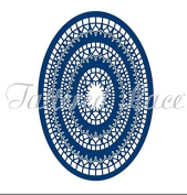 Tattered Lace Lacy Layers Ovals Cutting Set ETL76