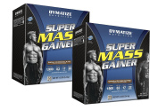 Dymatize Mass Gainer Chocolate Cake Batter 5.4kg/Rich Chocolate 5.4kg