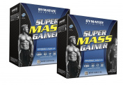 Dymatize Nutrition Mass Gainer Gourmet Vanilla 5.4kg [2 pack]