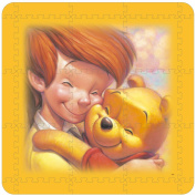 Winnie the Pooh anywhere Matt Christopher Robin and Pooh DM-10