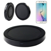 Wireless Charger,Voberry® Qi Wireless Power Charger Charging Pad For Samsung Galaxy S7/S7 Edge