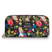 Loungefly Disney Alice In Wonderland Floral Wallet