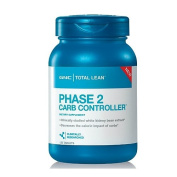 GNC Total Lean Phase 2 Carb Controller® 120 Capsules