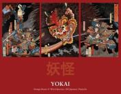 Yokai - Strange Beasts & Weird Spectres - 100 Japanese Triptychs