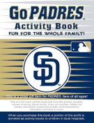 Go Padres Activity Book