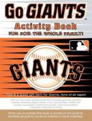 Go Giants Activity Book