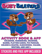 Busy Beavers Activity Book & App