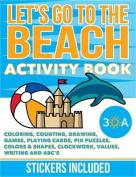 30a Let's Go to the Beach Activity Book & App