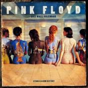 Pink Floyd 2017 Wall Calendar
