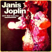 Janis Joplin 2017 Wall Calendar