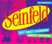 Seinfeld 2017 365 Day Desk Calendar