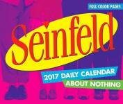 Seinfeld 2017 365 Day Desk Calendar