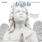 Angels 2017 Wall Calendar