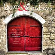 Doors & Windows 2017 Wall Calendar