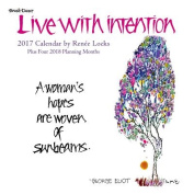 Live with Intention 2017 Wall Calendar