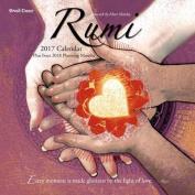 Rumi 2017 Wall Calendar