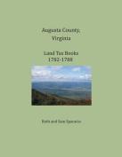 Augusta County, Virginia, Land Tax Books 1782-1788