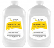 Mineral Oil (Pack of 2)
