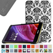 Fintie ASUS MeMO Pad 7 ME176CX Case - Ultra Slim Fit Lightweight Stand Protective Cover (Only Fit ASUS MeMO Pad 7 ME176CX / ME176C Tablet), Versailles