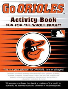 Go Orioles Activity Book