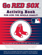 Go Red Sox Activity Book