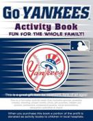 Go Yankees Activity Book