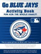 Go Blue Jays Activity Book