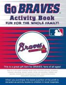 Go Braves Activity Book