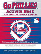 Go Phillies Activity Book