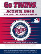 Go Twins Activity Book