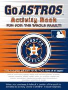 Go Astros Activity Book