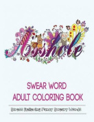 Swear Words Adult Coloring Book