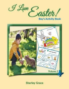 I Love Easter! Boy's Activity Book