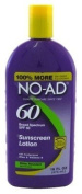 No-Ad Spf#60 Sunscreen Lotion 470ml (6 Pack) by No-Ad Suntan