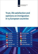 Trust, Life Satisfaction and Opinions on Immigration in 15 European Countries