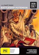 BATTLESHIP POTEMKIN, THE [CINEMA CULT] [DVD_Movies] [Region 4]