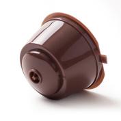 Reusable Nespresso Nescafé® Dolce Gusto Capsule (1-pack with Bonus Coffee Spoon) | Compatible with Mini Me, Genio, Piccolo, Esperta and Circolo