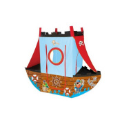 Pirate Ship Pop up Play House Tent