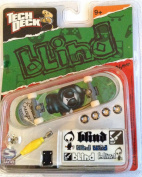 Tech Deck Blind Ronnie Creager Green Reaper in Plastic Package