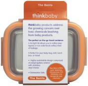 thinkbaby BPA Free Bento Box, Orange