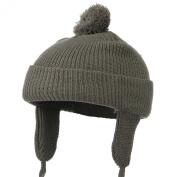 Toddler Beanie Hat with Ear Flaps