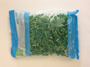 Green Crinkle Paper Easter Grass