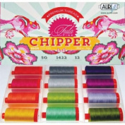 Aurifil Mako Thread Assortment - Tula Pink - Chipper