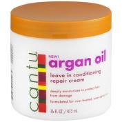 Cantu Argan Oil Leave In Repair Cream Conditioner - 470ml