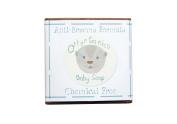 Otterganics Organic Baby Soap Bar and Shampoo - Extra Mild formula for Sensitive Skin