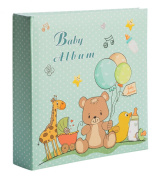 Baby Boy Photo Album (Baby Blue)