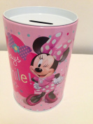 Minnie - Always Wear a Smile - Coin (Money) Bank for Kids